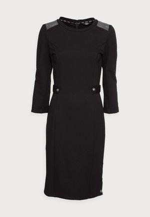ABITO - Jersey dress - nero