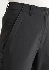 Mammut - RUNBOLD  - Długie spodnie trekkingowe - phantom - 3