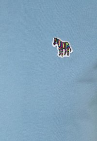 PS Paul Smith - ZEBRA - Basic T-shirt - light blue - 5
