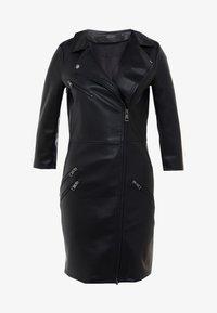 ONLY Tall - ONLJANNIE DRESS - Denní šaty - black - 5