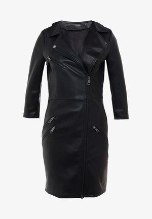ONLJANNIE DRESS - Day dress - black