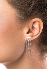 Elli - Earrings - silver-coloured - 1