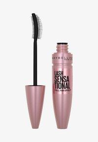 Maybelline New York - LASH SENSATIONAL MASCARA - Mascara - 01 very black - 0