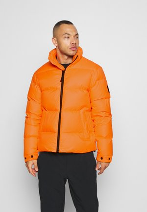 GAVIN - Down jacket - orange