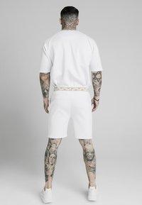 SIKSILK - Print T-shirt - white - 2
