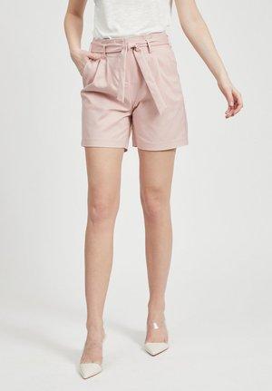 VISOFINA HWRE SHORTS - Shorts - pale mauve