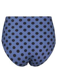 Zizzi - Bikinibroekje - blue - 3