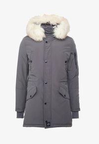 Sixth June - Winter coat - grey - 5