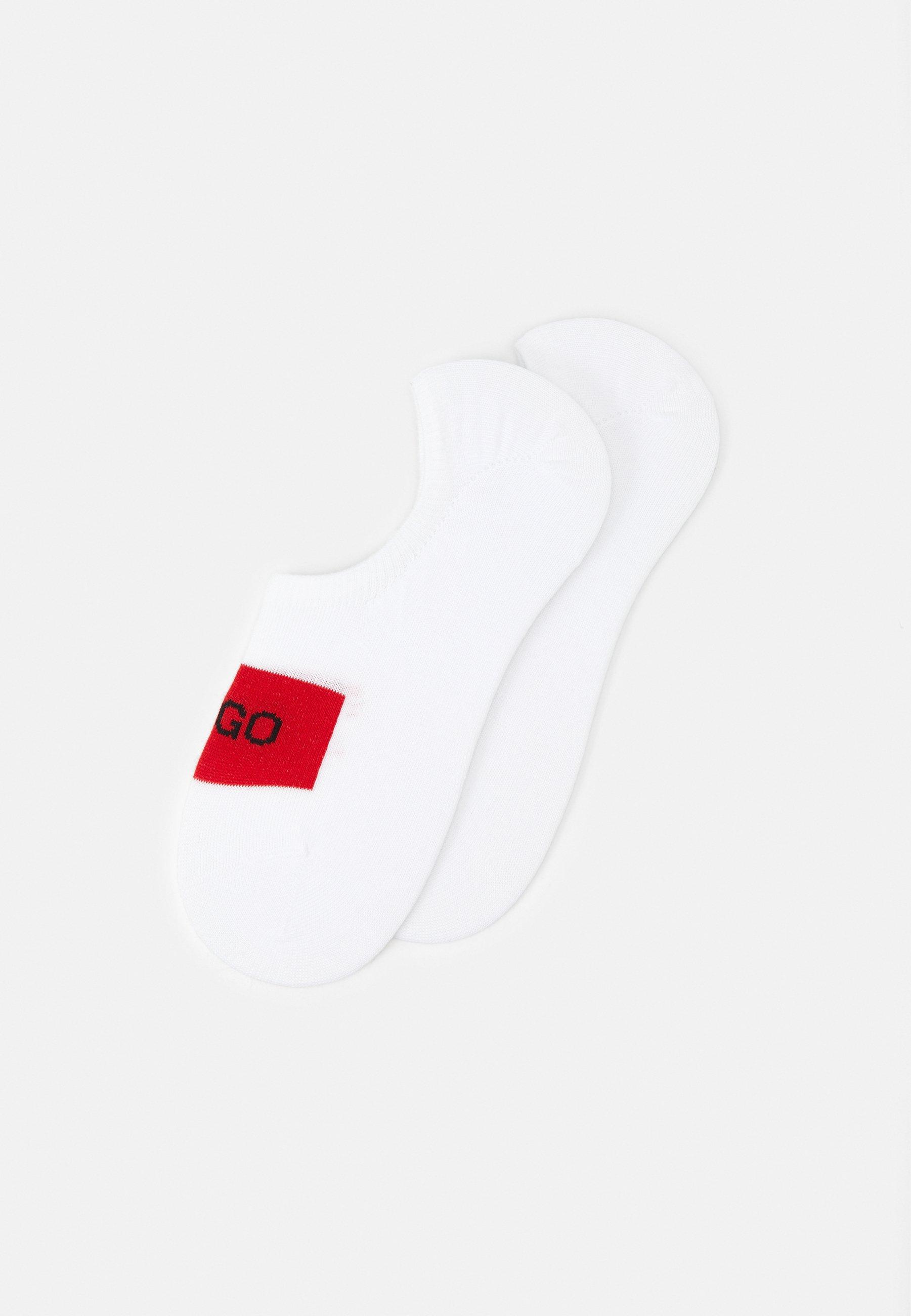 Men LOW CUT LABEL 2 PACK - Trainer socks