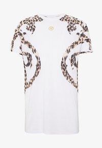 SIKSILK - BOXY PRINTED TEE - T-shirt print - white - 3