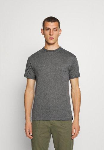MULTI TEE AUTUMN 3 PACK - T-shirt - bas - oliv/dark blue/dark gray mel