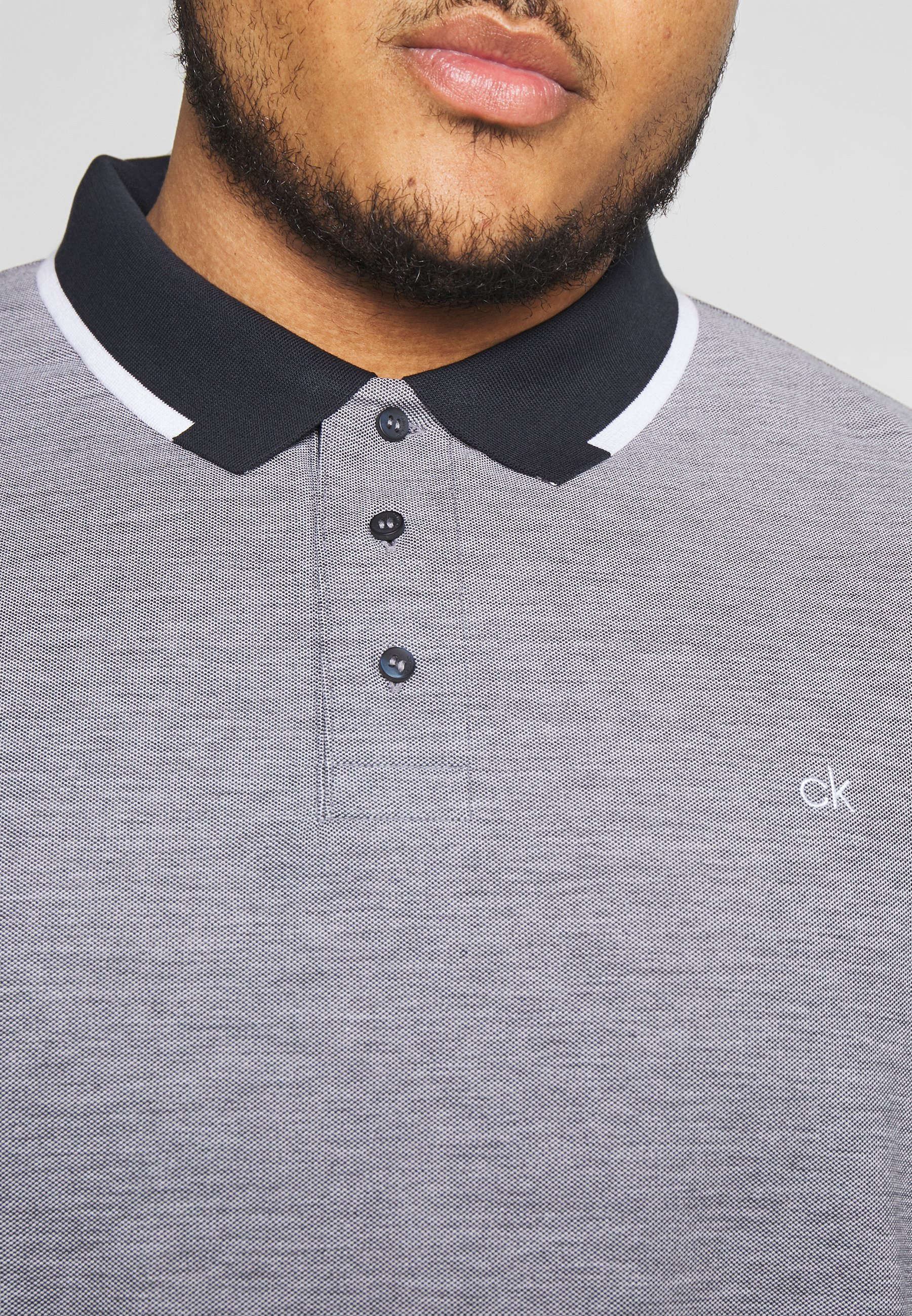 Calvin Klein Polo - blue