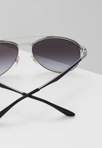 Ray-Ban - Sluneční brýle - silver/black - 4