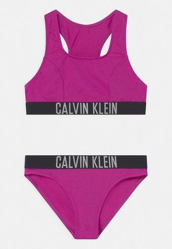 SET - Bikini - purple