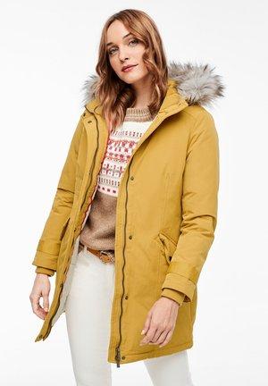 MANTEL - Winter coat - honey