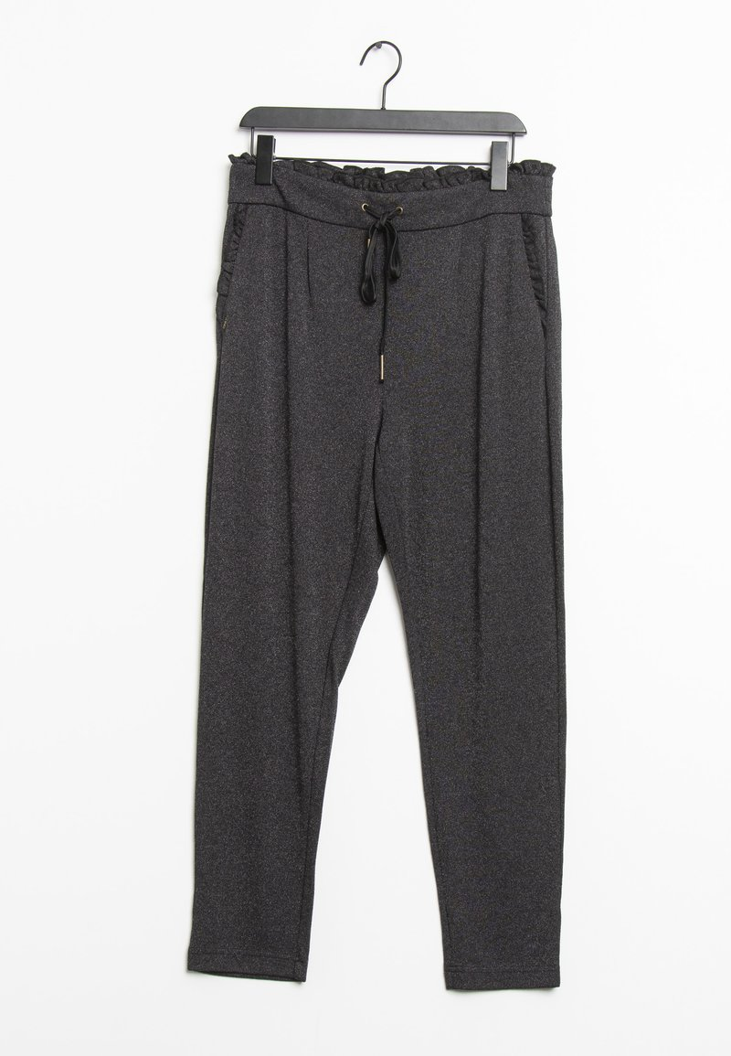 ONLY - Trousers - silver