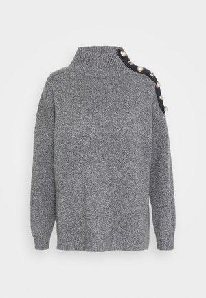 MALO - Strikkegenser - grey