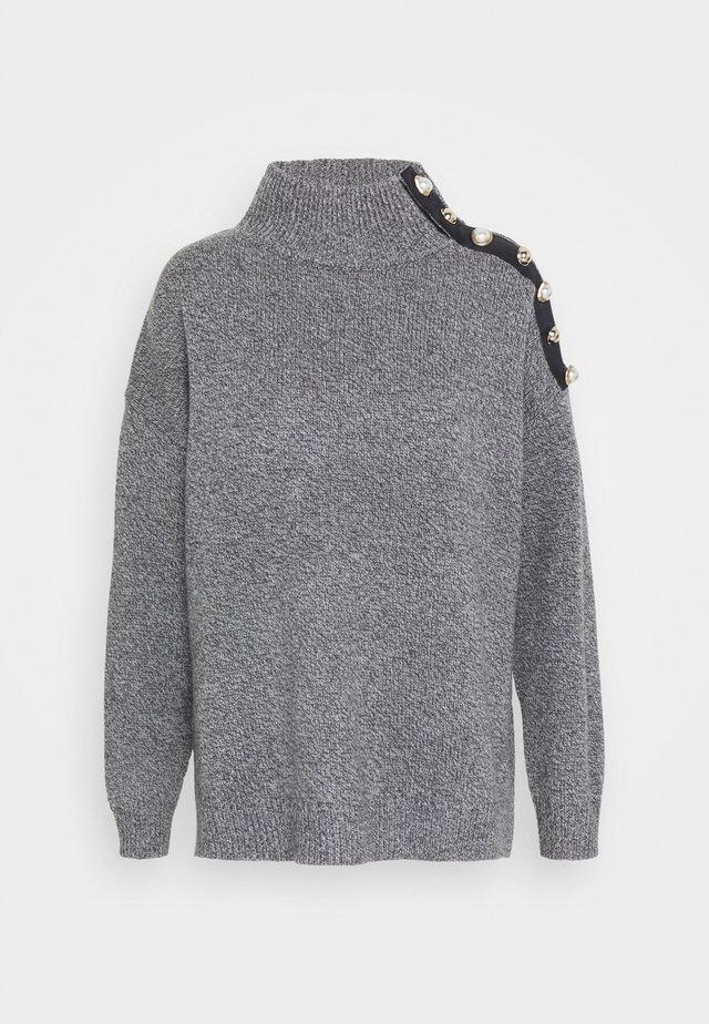 MALO - Jumper - grey