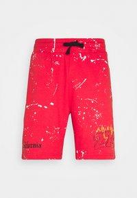 274 - VARSITY - Shorts - red - 0