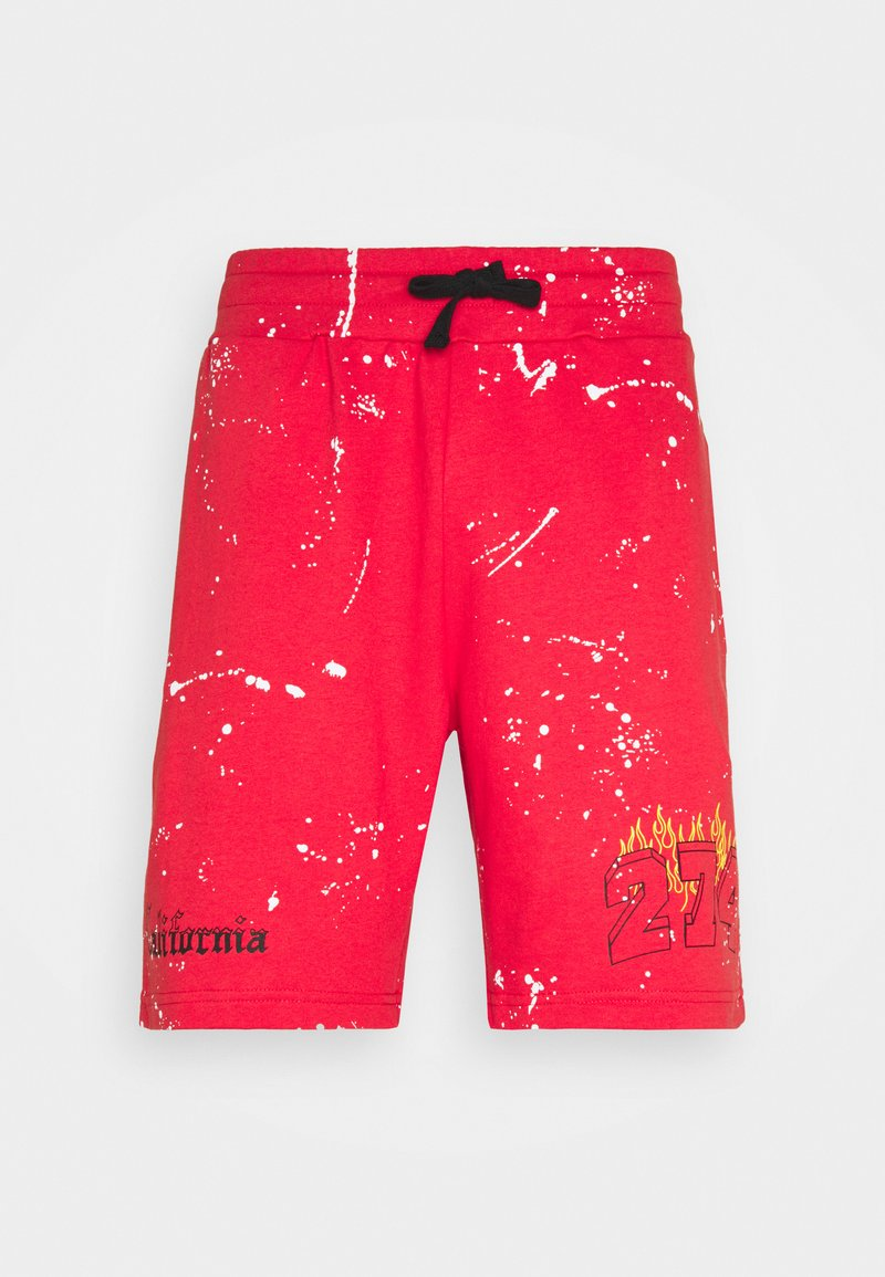 274 - VARSITY - Shorts - red