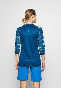ION - TEE SCRUB - Funktionsshirt - ocean blue - 2