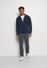 Norrøna - WARM HALFZIP  - Fleece jumper - grey - 1