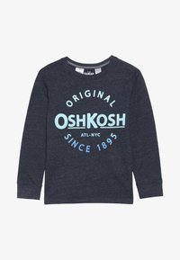 OshKosh - KIDS LOGO - Long sleeved top - blue - 2
