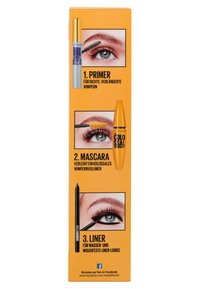 Maybelline New York - THE COLOSSAL SET - Makeup set - black - 2
