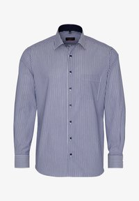 Eterna - FITTED WAIST - Formal shirt - dark blue - 3