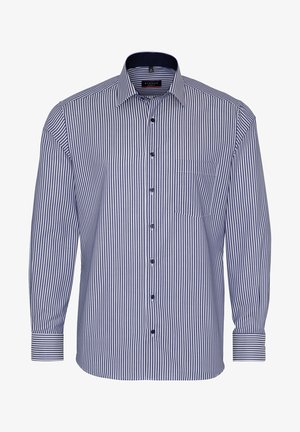 FITTED WAIST - Zakelijk overhemd - dark blue
