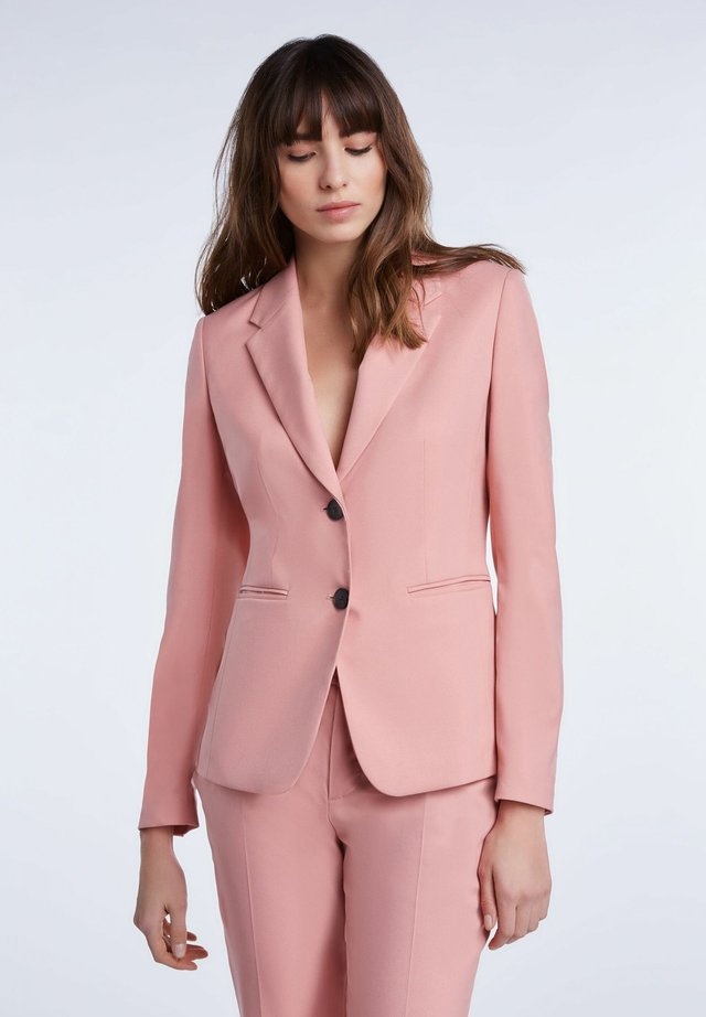 SET - Blazer - rose