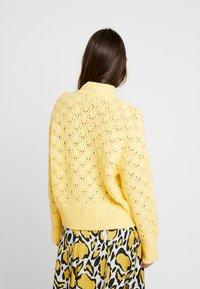 Even&Odd - Svetr - yellow - 2