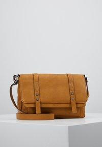 edc by Esprit - VENIA - Across body bag - amber yellow - 0