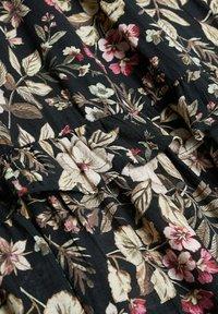 Mango - Pleated skirt - black - 6