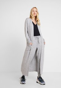 Lounge Nine - LUCCA - Cardigan - light grey melange - 0