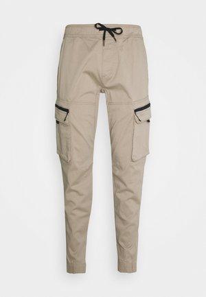 UTILITY TAB - Bukse - vintage khaki