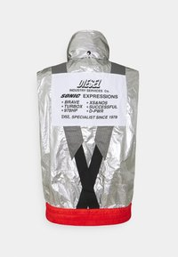 Diesel - J-GIOTIS - Waistcoat - orange - 2