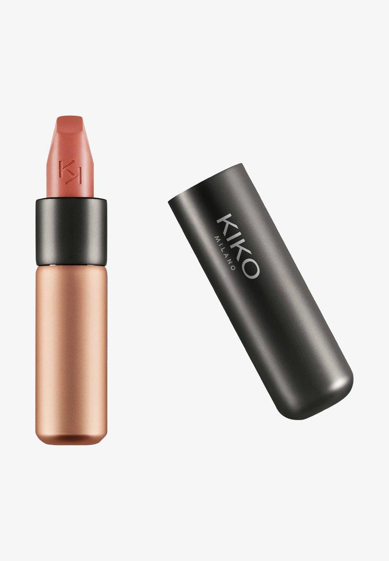 KIKO Milano - VELVET PASSION MATTE LIPSTICK - Lipstick - 302 beige rose