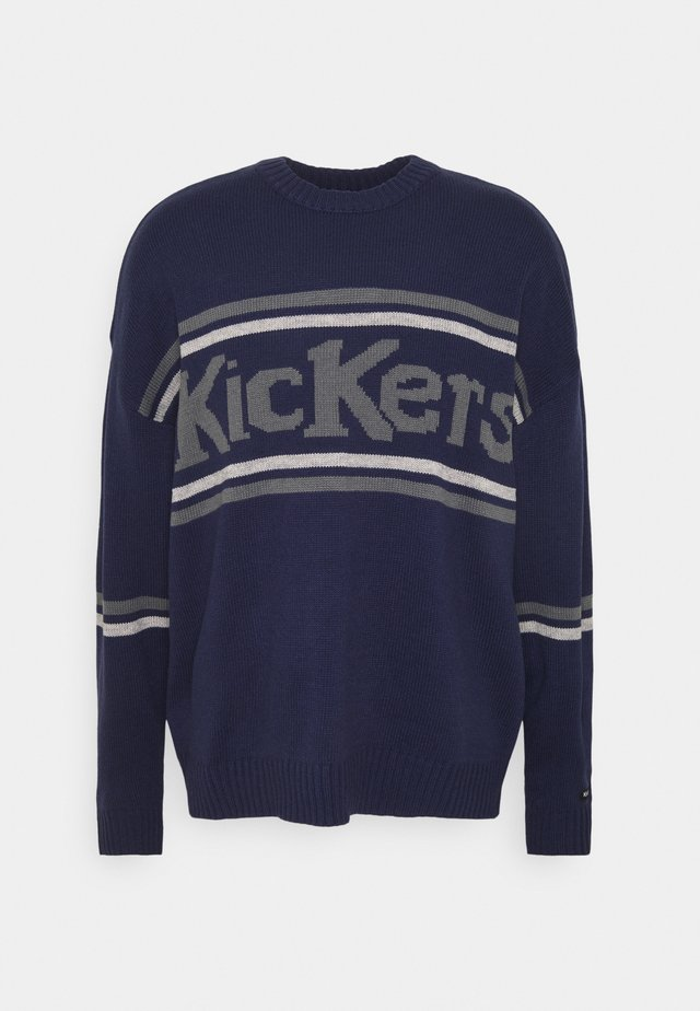 CLASSIC  - Pullover - navy