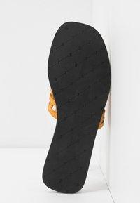 Shoe The Bear - TAO CAGE - Muiltjes - yellow - 6