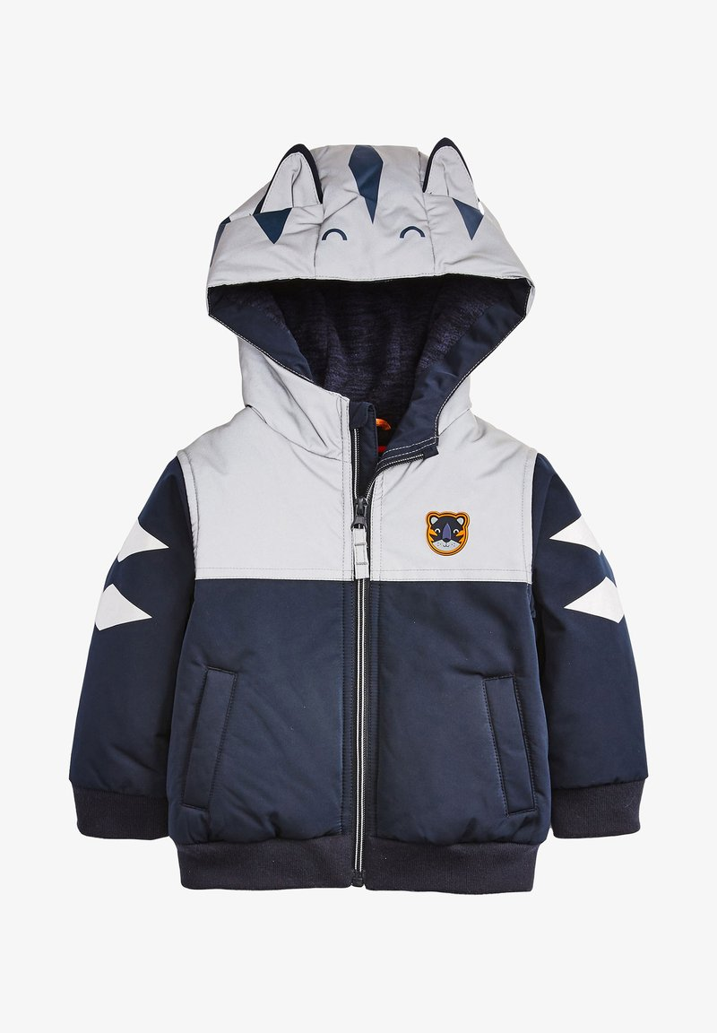Next - REFLECTIVE TIGER - Light jacket - blue