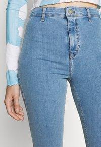 Topshop - JONI - Jeans Skinny Fit - bleach - 5