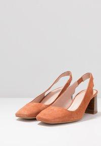 Zign - Classic heels - orange - 4