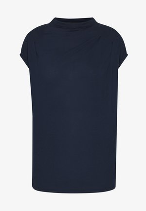 POPEEY - Basic T-shirt - blue