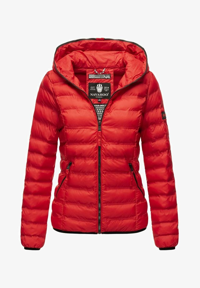 NEEVIA - Veste mi-saison - light red