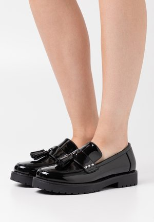 BOB - Loaferit/pistokkaat - black