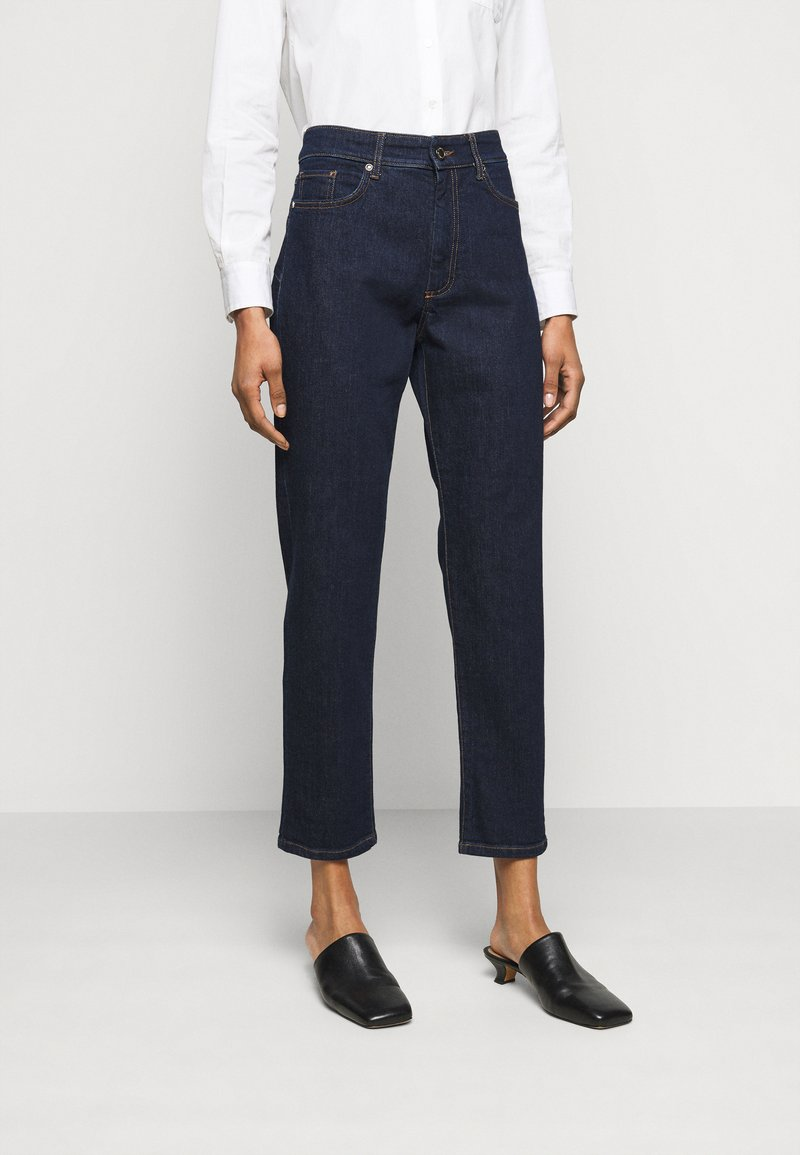 Sportmax - RELAX - Relaxed fit jeans - dark blue
