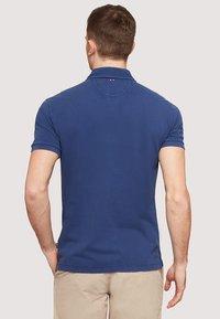 Napapijri - ELBAS - Polo shirt - blue - 2