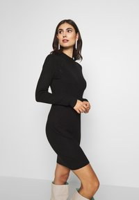 Esprit Collection - Pletené šaty - black - 3
