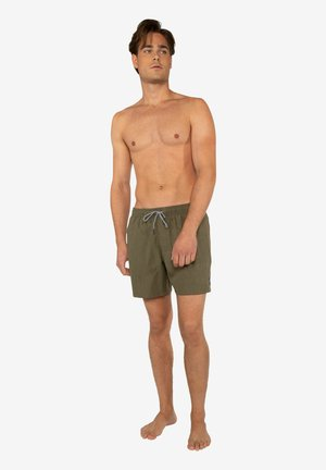 DAVE - Swimming shorts - olive